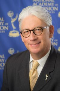 Biography Portrait of Bob Mauro, President of NATAS